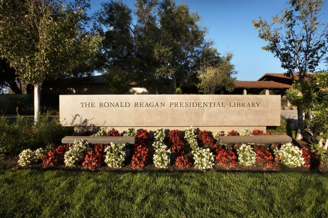 reagan library simi valley